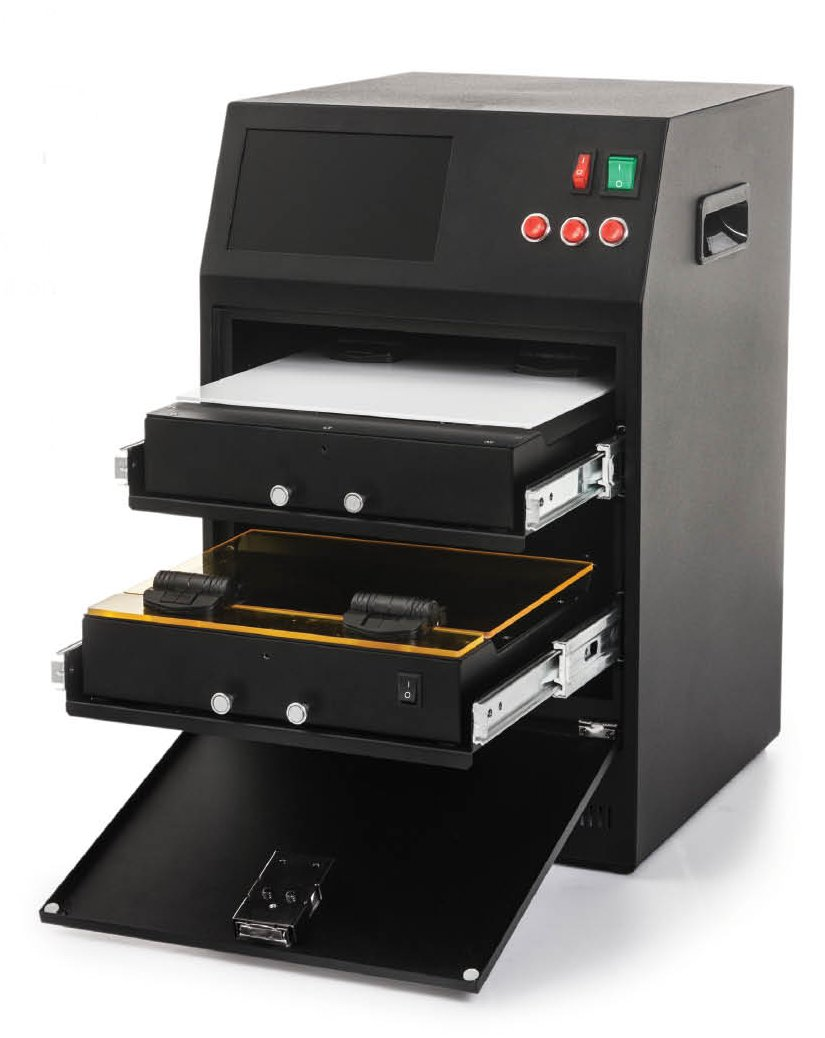 EZ-doc gel documentation system